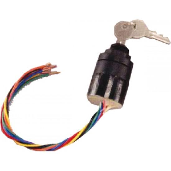 Interruptor encendido motor 4 posiciones