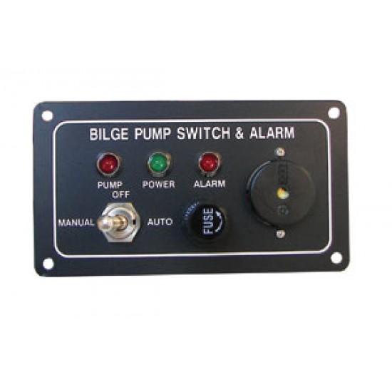 Panel de control bombas achique eléctricas