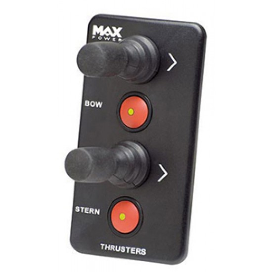 Panel de Control Doble Joystick Max Power