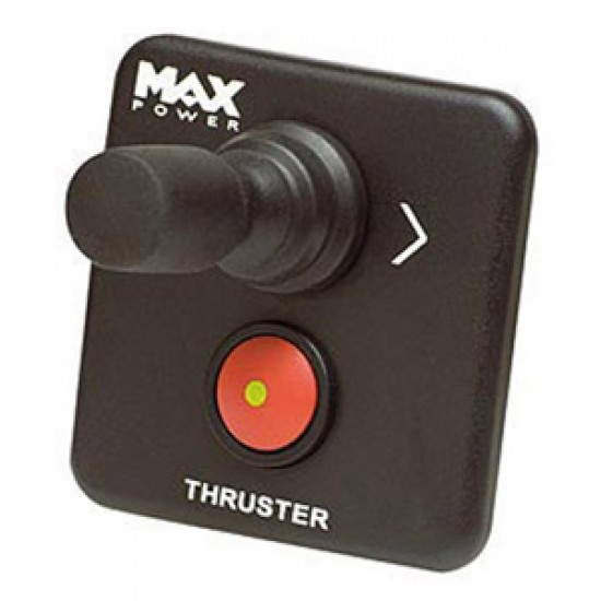 Panel de Control Mini con joystick Max Power