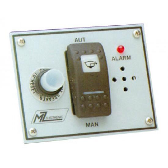 Panel de control bombas achique 9v a 30v
