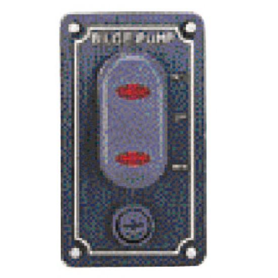 Panel interruptor bilge pump
