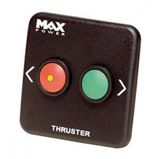 Panel Pulsador Max Power