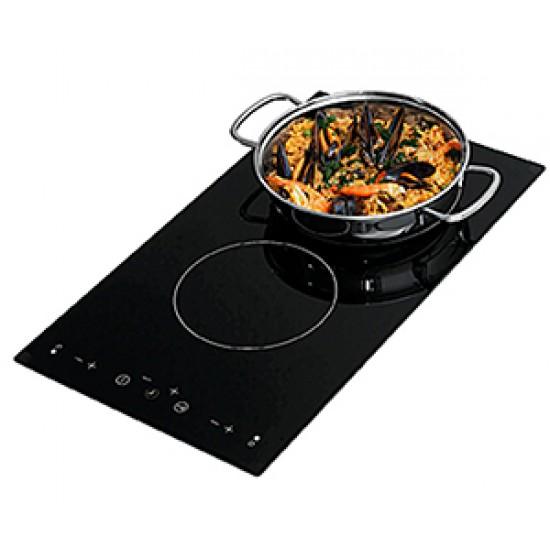 Cocinas - Placa Vitrocerámica Nautica CAN con dos Fuegos