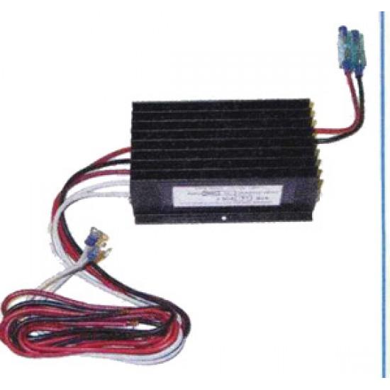 Regulador de Carga Baterias para Generador Eolico