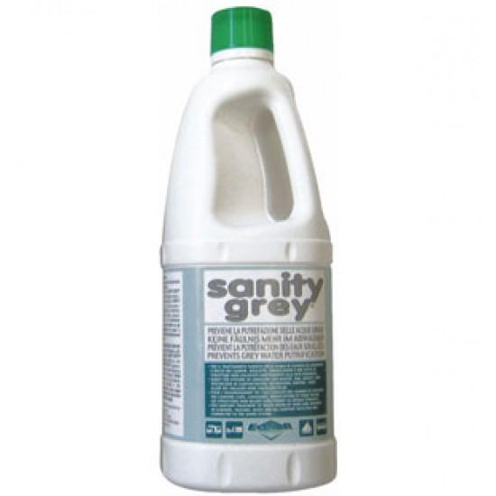 Tratamiento aguas negras Sanity Grey