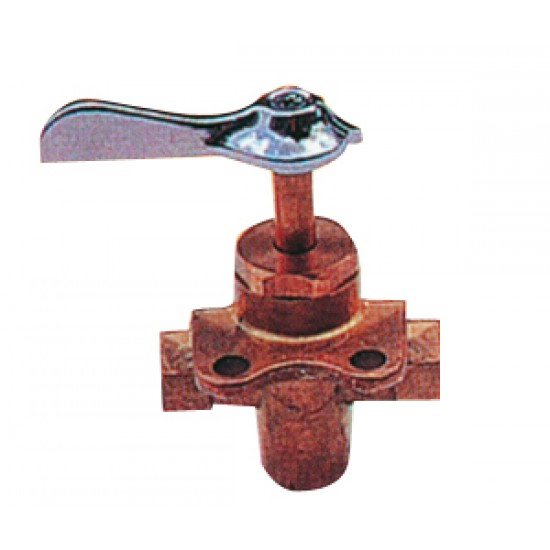 Valvula de tres vias 1/4 pulgada depósitos combustible