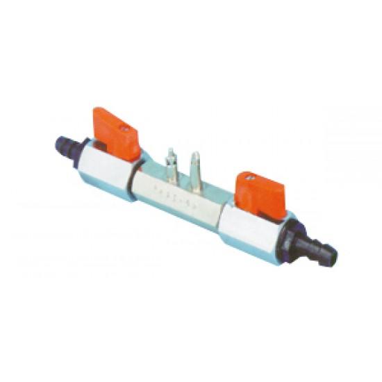 Valvula Linea Combustible 2 vias para Yamaha/Mariner/Mercury/Honda